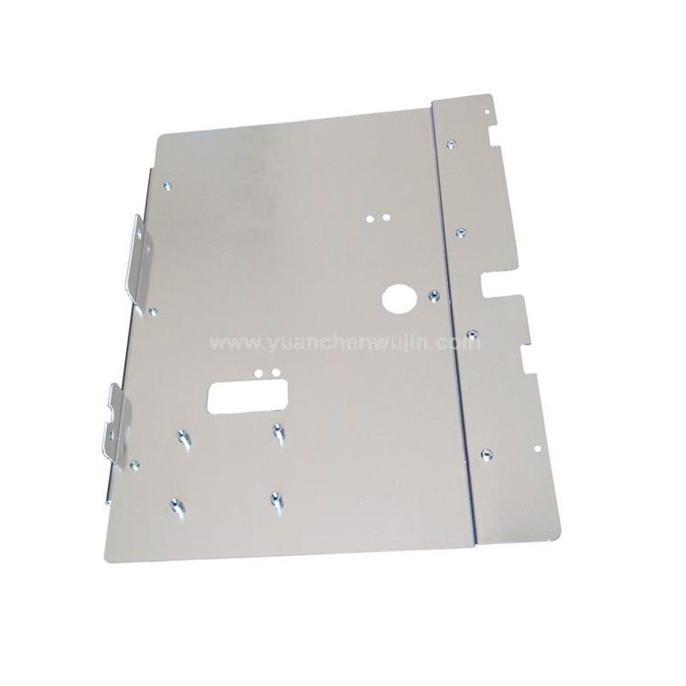 LCD Fixed Support Medical Device Sheet Metal Parts