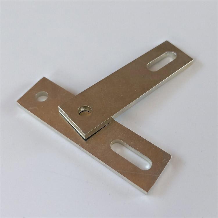 Galvanized Sheet Metal Sheet Cutting Parts