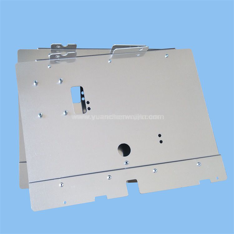 LCD Screen Fixing Plate for Electronic Instruments and Medical Equipment