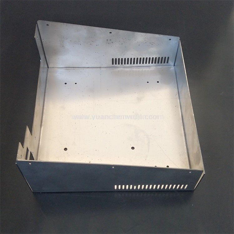 Sheet Metal Working for Carbon Steel Instrument Shell