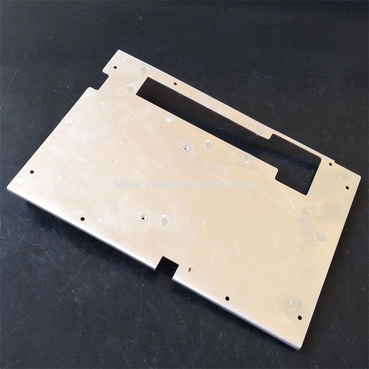 Aluminum Alloy Sheet Metal Support Riveting Forming Parts