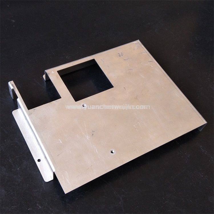 Stamping Metal Fixed Plates Of Electronic Instrument Sheet