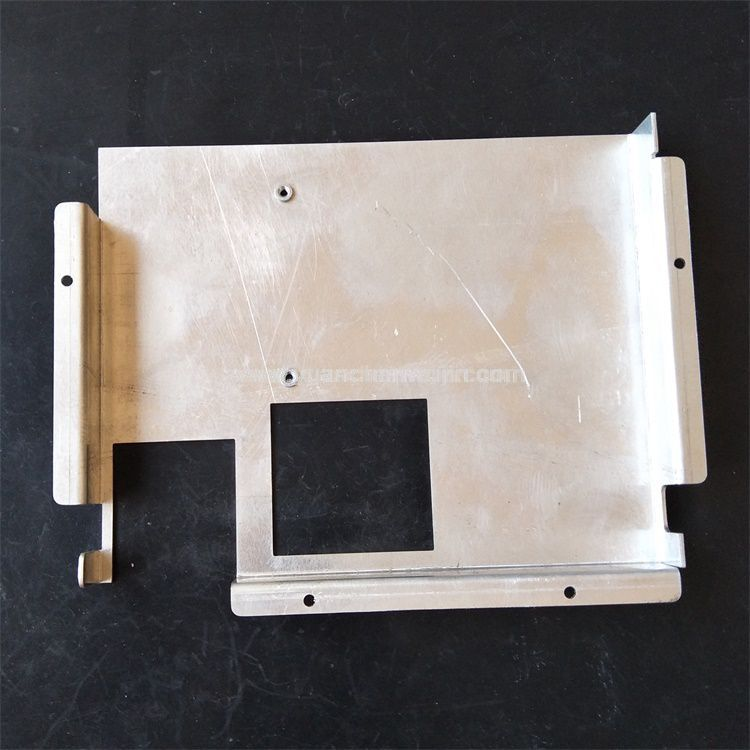 Stamping Metal Fixed Plates Of Electronic Instrument Sheet Metal Support Sheet Metal