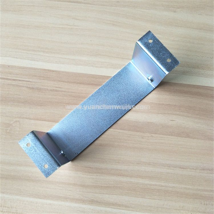 Galvanized Sheet Metal Support Frame