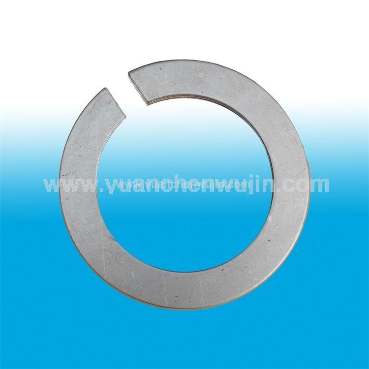 Metal Hose Sealing Ring Carbon Steel Stamping Gasket