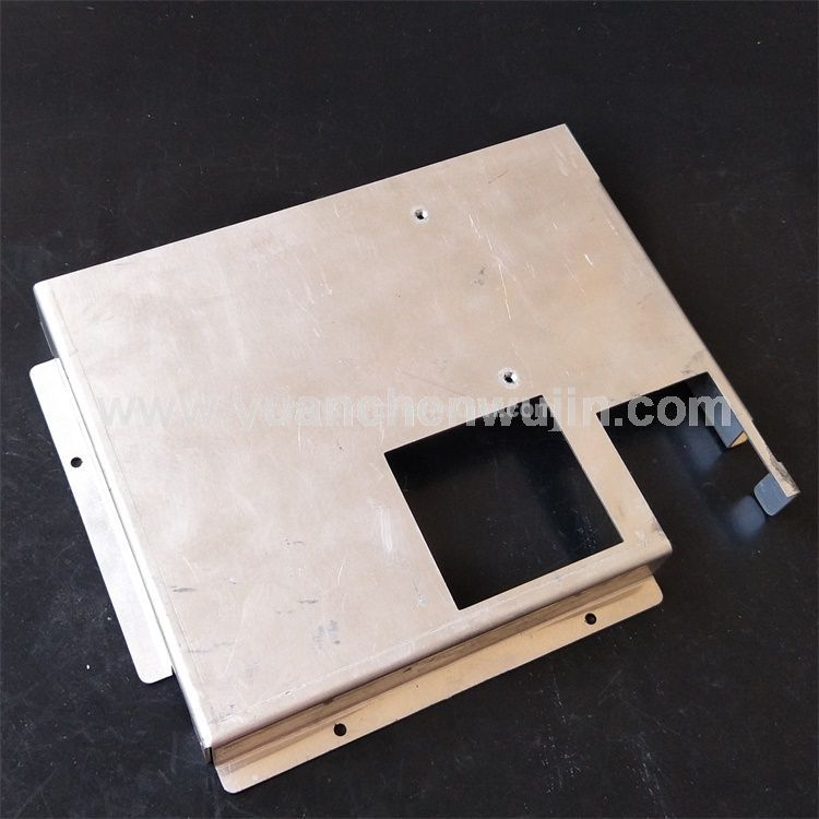 Stamping Metal Fixed Plates of Electronic Instrument Sheet Metal Support
