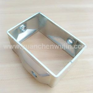 Galvanized Metal Stamping Connectors