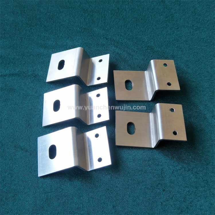 Stainless Steel Stamping Fixed Connecting Parts Aluminum