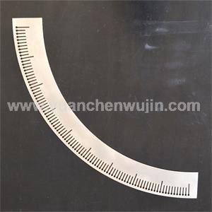 CNC Laser Cutting Processing of Carbon Steel Sheet