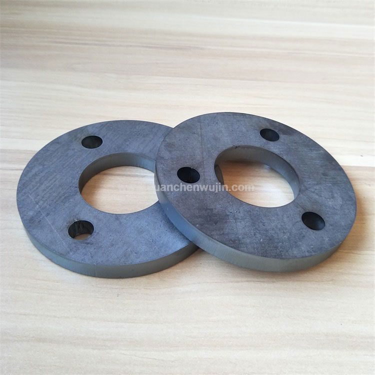 Non-standard Carbon Steel Flange Fittings for Machinery and Equipment