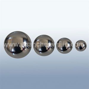 82mm Steel Ball for Tempered Glass Testing