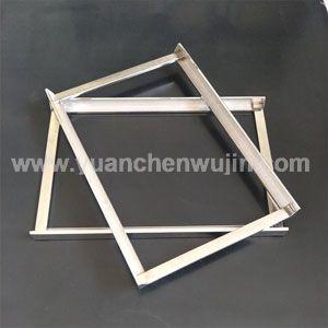 Custom Processing of Nonstandard Stainless Steel Bracket