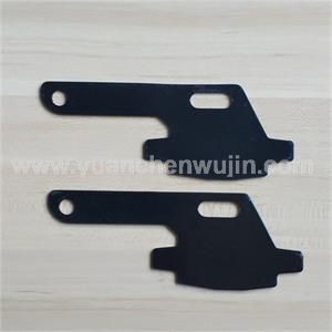 Nonstandard Stamping Carbon Steel Sheet Metal Stamping Iron Support