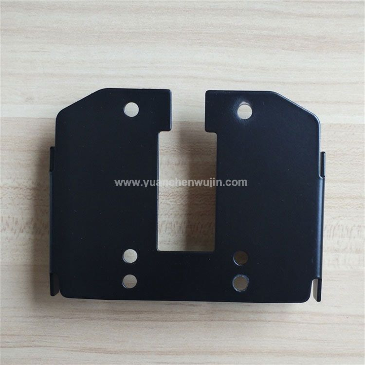 Powder Coated Simple Boosted Bracket