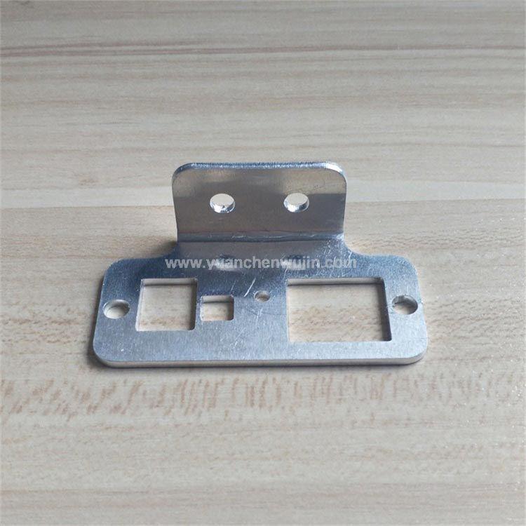 Nonstandard Customized Aluminium Corner Bracket