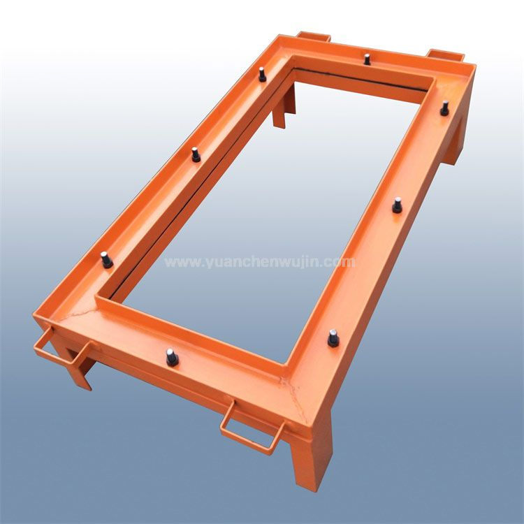 Head Form Test Frame for Auto Windshield