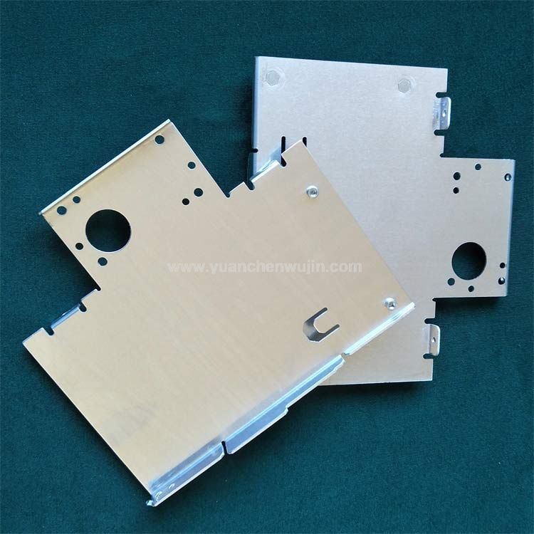 Customized Al Alloy Sheet Metal Bending and Forming