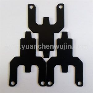 Powder Coating Steel Bracket Customization Processing