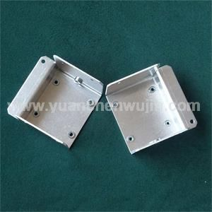 Sheet Metal Fixed Support Brackets