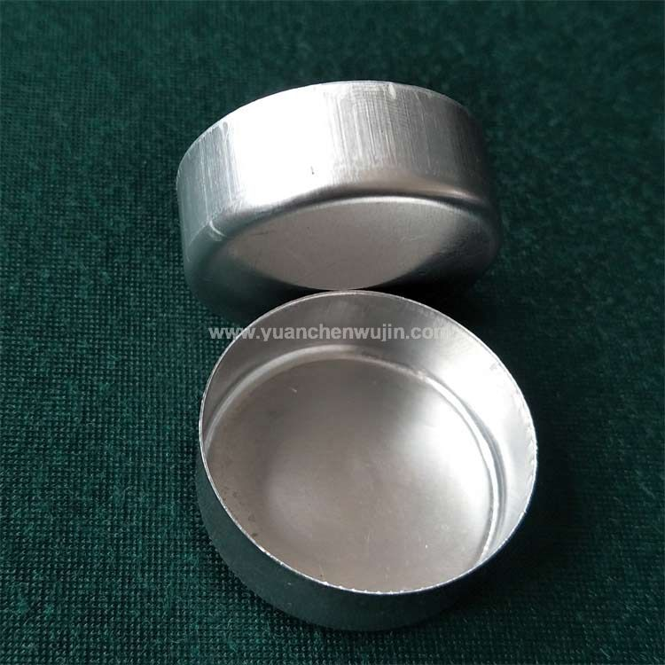 Aluminum Stamping Lids for Food Packaging