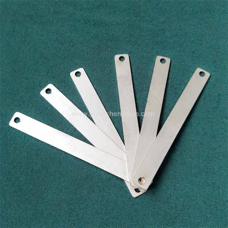 Stamping Metal Fixed Plates Customized
