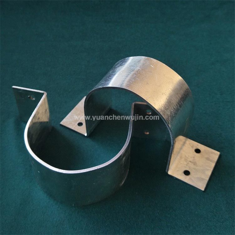 Non-standard C Pipe Clamp