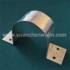 Galvanized Sheet C Clamp Customized Processing