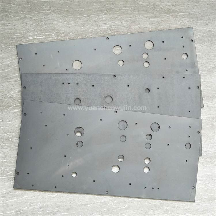 2.5mm Carbon Steel Sheet CNC Cutting Metal Service