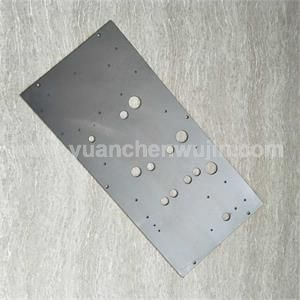 2.5mm Carbon Steel Sheet CNC Cutting Metal Service
