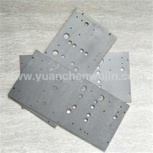 Aluminum Connection Fixed Support Plate