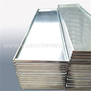 Sheet Metal Bending and Forming Processing of Galvanized Sheet