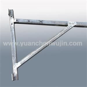 Welding Parts of Building Hardware Support