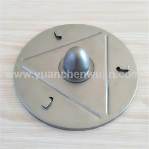 Metal Stamping Support for Wheel Hub Spraying