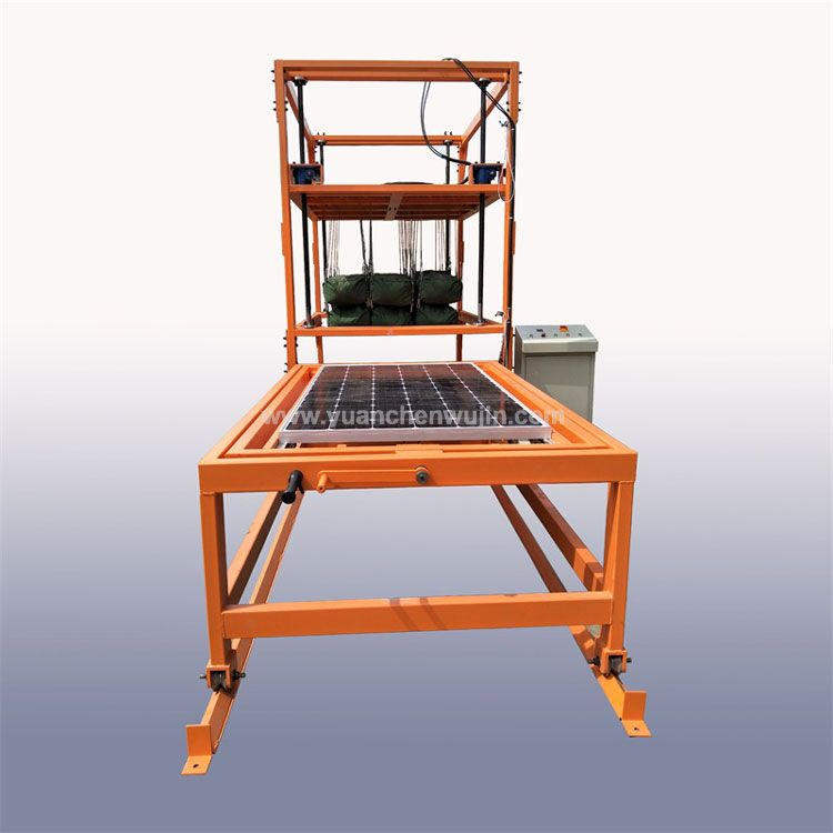 Load Test Equipment for PV Module