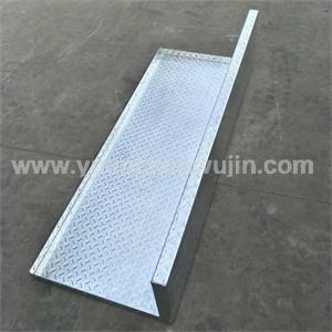 Galvanized Sheet Platform of Mechanical Equipment