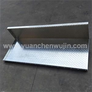 Galvanized Sheet Bending Stamping Parts