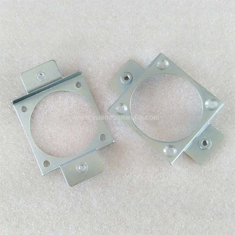 Mounting Bracket for Electronic Instrument Cooling Fan