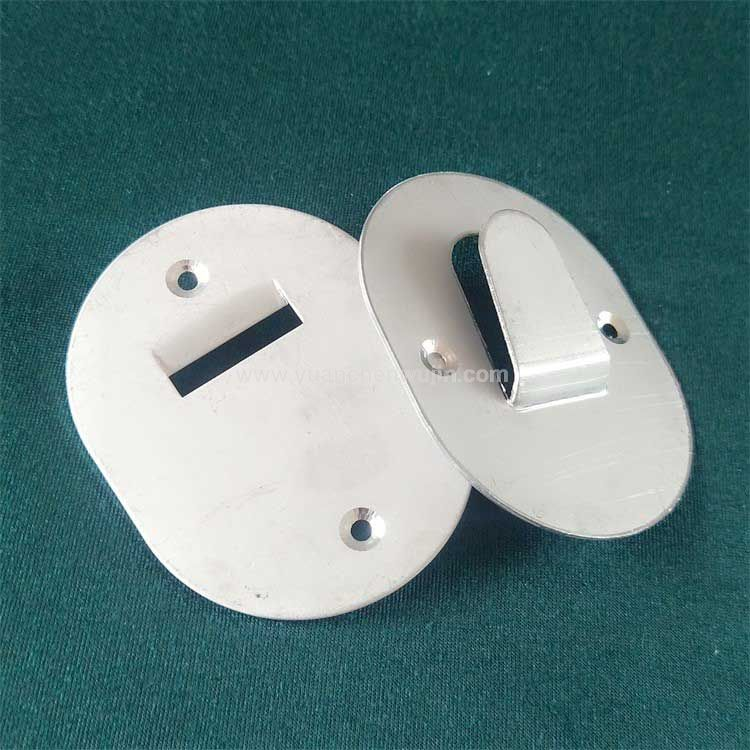Stainless Steel Connecting Hook for Mall Clothing Display Model