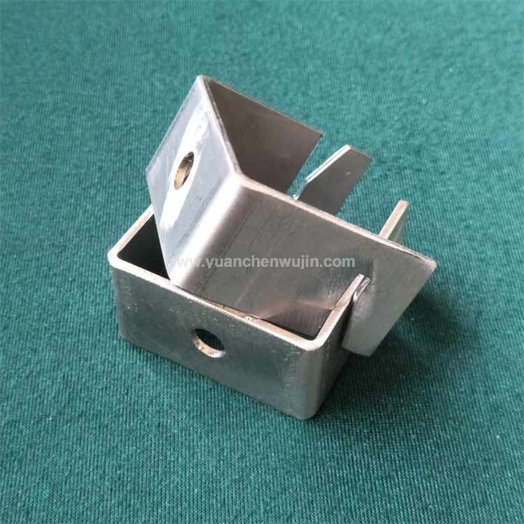 Nonstandard Stainless Steel Clamp Plate