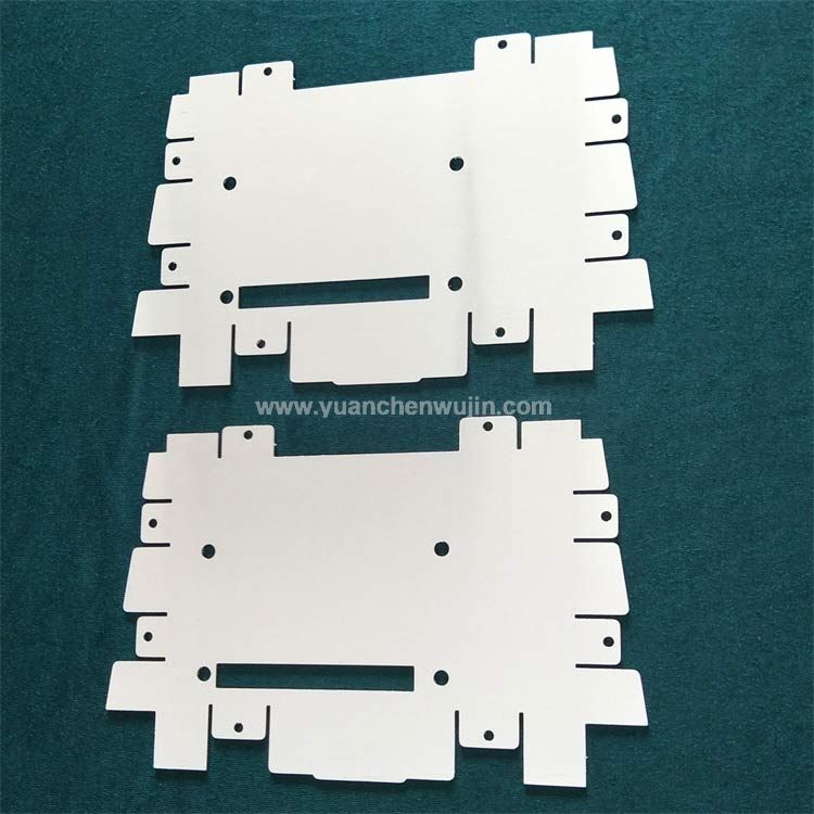 Laser Cutting Aluminum Sheet Parts