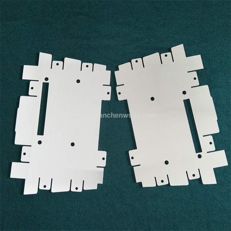 Laser Cutting Parts for Aluminum Plates