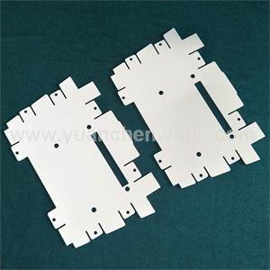 Laser Cutting Aluminum Sheet Parts