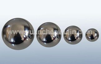 Steel Ball Passivation And Its Function