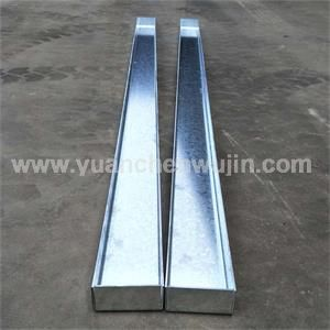 Galvanized Sheet Bending Parts for Environmental Protection Equipment