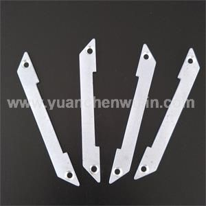 Laser Cutting Aluminum End Cap