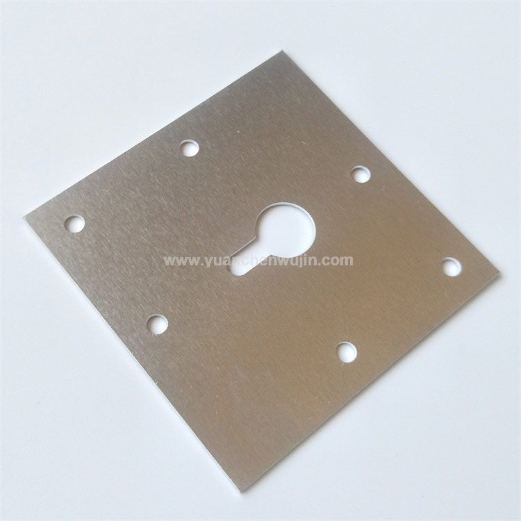 Sheet Metal Cutting of 3003 Aluminum Plate