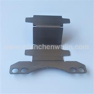 Carbon Steel Profiled Small Bracket
