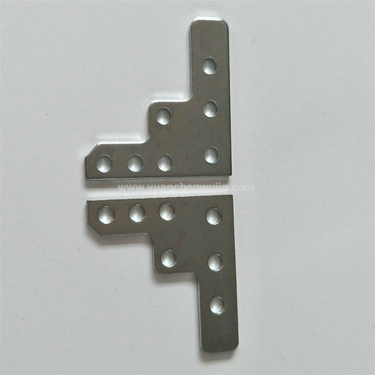 Non Standard Customized Steel Support Plate