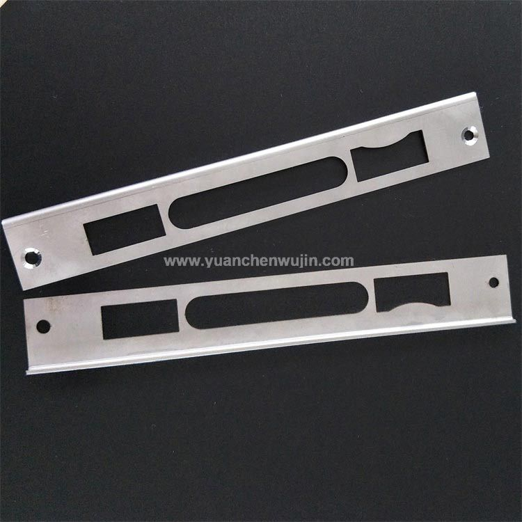 Customized Processing of Lock Parts