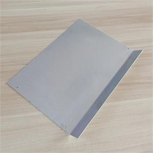 Shearing and Bending Service for Aluminum Alloy Sheet